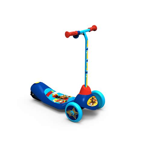 Electric Pets Paw Patrol pulse paw patrol safe start electric scooter