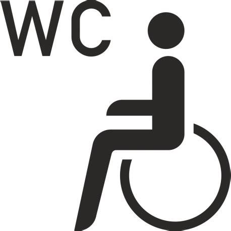 Aufkleber Ohne Hintergrund by Behinderten Wc Aufkleber Ohne Hintergrund F 252 R Innen Und