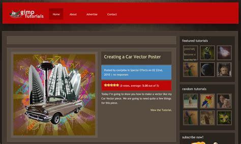 tutorial desain web keren cool site ghuj com situs keren yang menyediakan