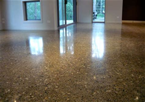concrete polished floor are polished concrete floors