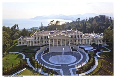 Luxury Mediterranean Homes a venetian style palace in cannes on the french riviera
