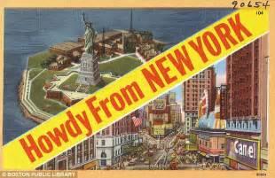 House Designs Online American Travel S Golden Age Revealed In Vintage Postcard
