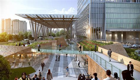 1000 Images About Festival City Interior On Hong Kong Modern Bedrooms And Small tanjong pagar meinhardt transforming cities