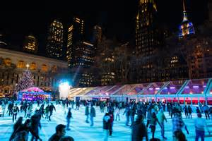 best places to go ice skating in nyc including all weather
