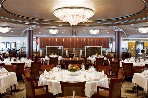 crystal dining room crystal symphony photo gallery luxuryonly cruises