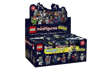 Skeleton Sealed Lego Minifigure Series 14 No 11 sealed lego 71010 box of 60 minifigures series 14