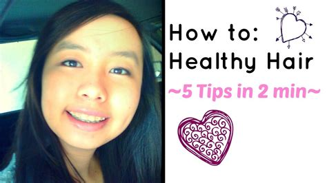 secrets to healthy shiny and hair