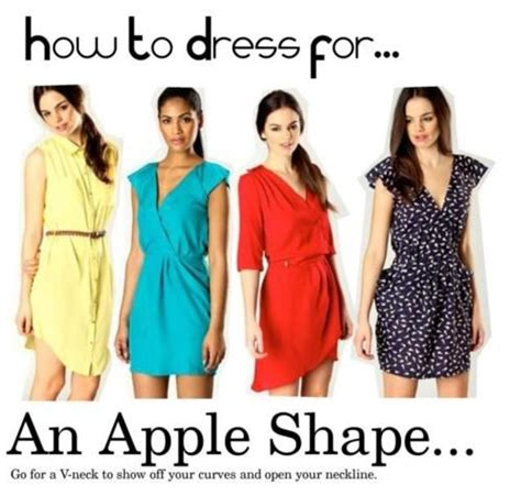 Staple Items To Suit And Apple Figure by Dresses For An Apple Shape Boohoo Apple