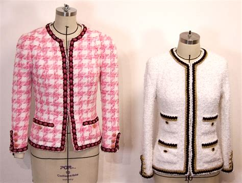 Secrets Of The Chanel Jacket Revealed by Make A Chanel Jacket Jet Set Sewing