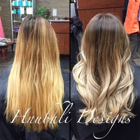 toner for bleached blonde hair brown to ash blonde ombr 201 i did an ombre on steph s hair