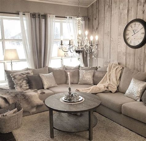 shabby chic living room furniture home and garden image