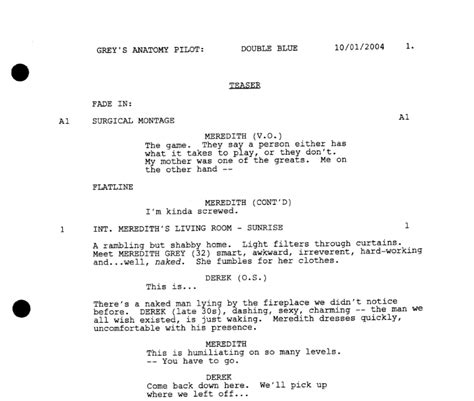 tv commercial script template a simple guide to formatting television scripts screencraft