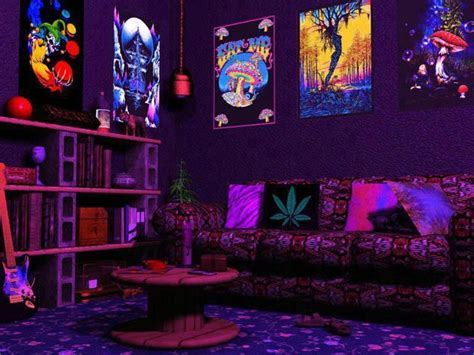 trippy lights for room neon light trippy room and