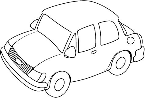 cartoon sports car black and white clip art car black and white clipart panda free
