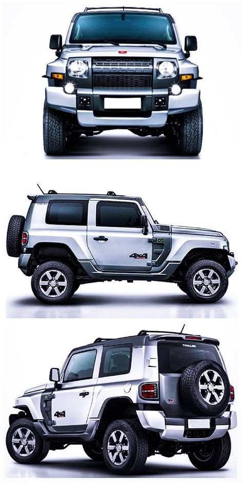 Ford T4 Troller by 2015 Ford Troller T4 The New Ford Bronco Http
