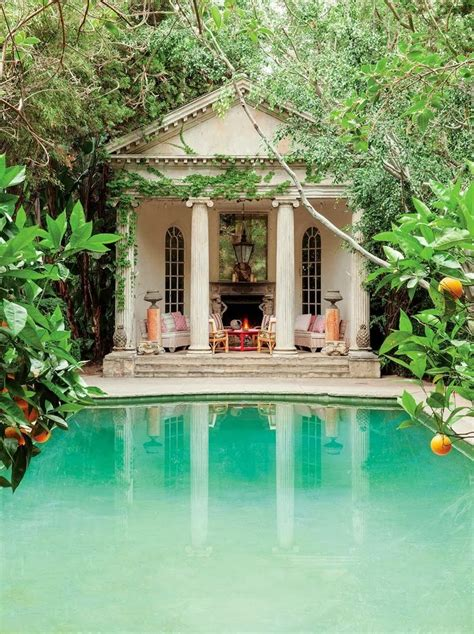 backyard cottages florida 17 best ideas about tropical pool landscaping on pinterest tropical backyard tropical