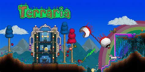 imagenes realistas de terraria terraria nintendo 3ds games nintendo