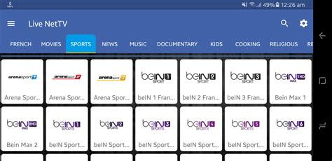 how to get free on android best free live tv app for android in 2017 500 channels from around the world axeetech