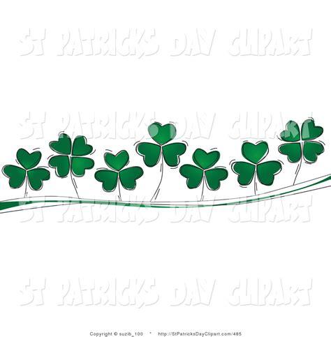 Shamrock Decorations Home free 4 leaf clover clip art pictures clipartix