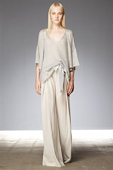 Runway Donna Karan by Donna Karan Resort 2015 Review Vogue