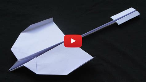 How To Make A Paper For - how to make a paper airplane that flies far vinemoments