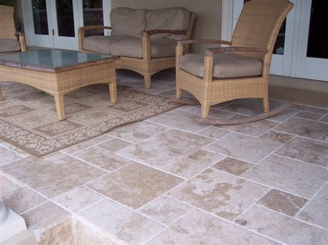patio tile blend travertine tiles traditional patio ta by travertine warehouse