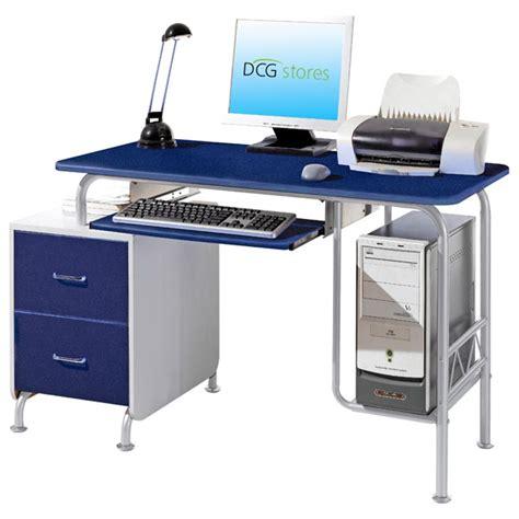 contemporary computer desk contemporary computer desk dcg stores