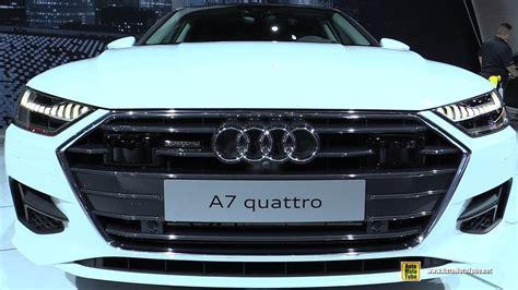 2019 Audi A7 Frankfurt Auto Show by 2019 Audi A7 Exterior And Interior Walkaround 2018