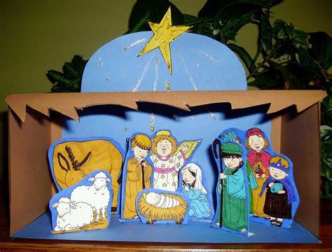 printable pop up nativity scene pop up nativity scene kids glitter
