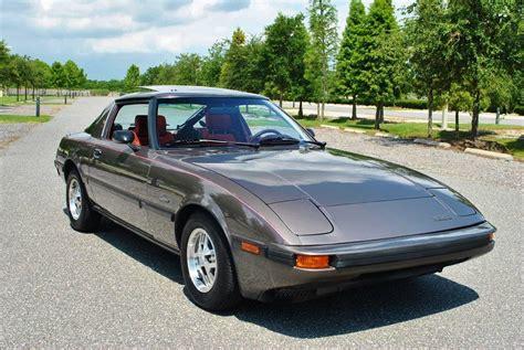 mazda 1985 rx7 used 1985 mazda rx7 gsl lakeland fl for sale in