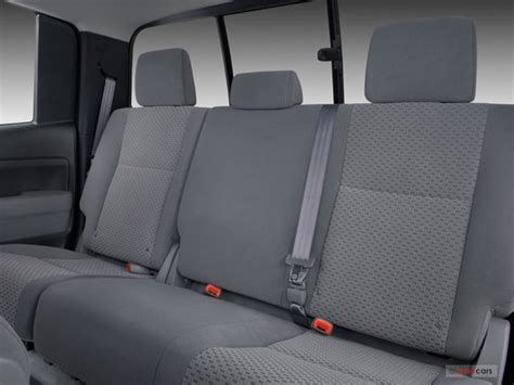 toyota tundra replacement seats 2008 toyota tundra interior u s news world report