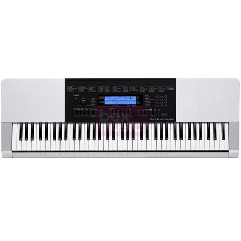 Keyboard Casio Wk 220 Casio Wk 220 Keyboard Met 76 Toetsen Usb Midi Kopen