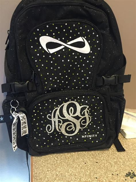 bedazzled nfinity backpacks page  fierce board