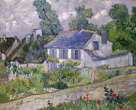 house portrait artist file vincent van gogh houses at auvers google art