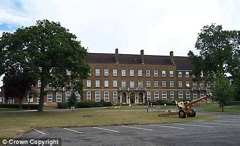prince william of gloucester barracks five illegal immigrants discovered at army base after