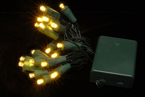detail of e mart 3 5m 30 led battery operated christmas