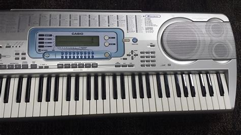 Keyboard Casio Wk 3000 casio wk 3000 professional series 76 key digital recording reverb