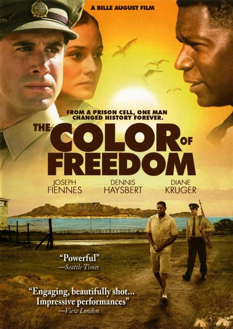 color of freedom the color of freedom 2007 poster 1 trailer addict