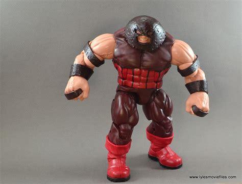 Deadlock Figure Marvel Legends marvel legends juggernaut figure review build a figure