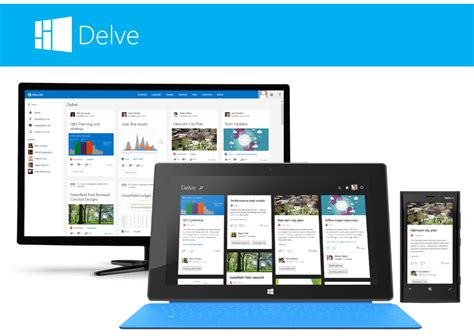 Office 365 Delve Delve Into Microsoft Office 365 Delve