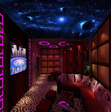 night stars bedroom l hot evening sky stars design ceiling wallpaper mural wall
