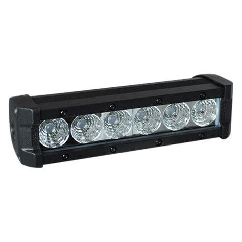 8 Led Light Bar Recon 174 264507cl High Intensity 8 Quot 30w Slim Driving Beam Led Light Bar