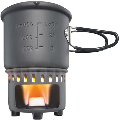 What Is A Solid Fuel Stove by Esbit Solid Fuel Stove Cookset E Cs585ha B H Photo
