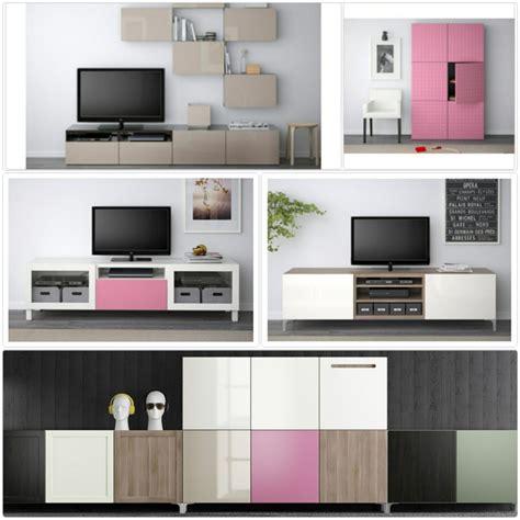 IKEA Besta Units In The Interior Creative Integration
