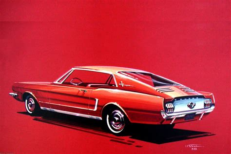 Mustang Auto Geschichte by Happy Birthday Pony Car 50 Jahre Ford Mustang Die