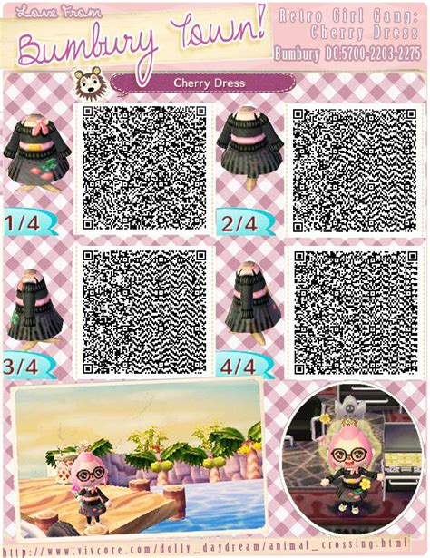 clothes gracie acnl 258 best images about animal crossing nl qr codes on
