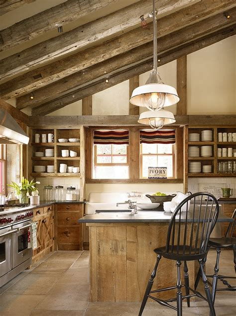 Barn Kitchen Ideas | 39 dream barn kitchen designs digsdigs