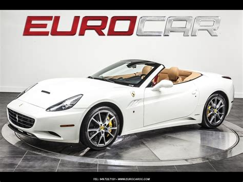 ferrari california 2010 2010 ferrari california for sale