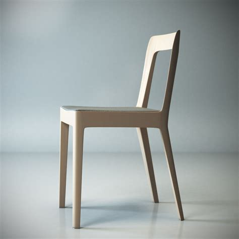 Chair Models by Hiroshima Simple Chair Buy 1 Get 1 Free 3d Model Max Obj