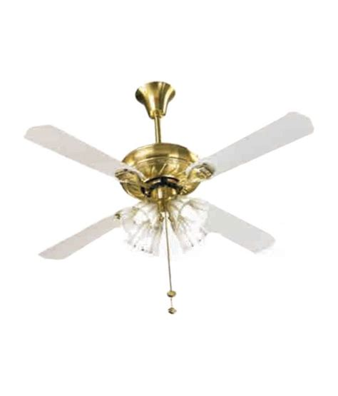 golds the fan v guard 1200 mm vgl gold 4 blade decorative light